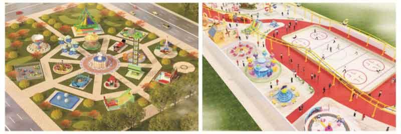 Amusement Park Design Cases - Beston -1