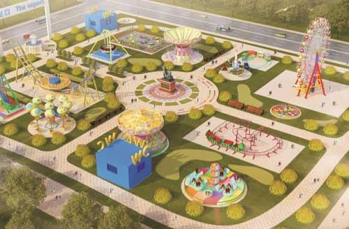 Applications of Beston Amusement Park Rides-1