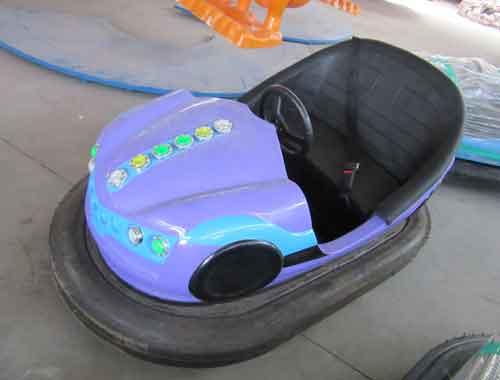 New Bumper Car Rides