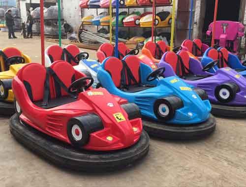 Types of New Bumper Car Rides