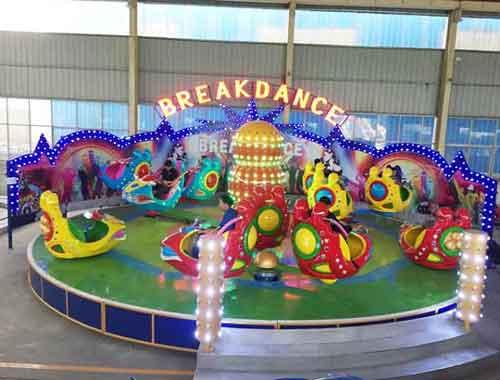 24 Seat Breakdance Amusement Rides