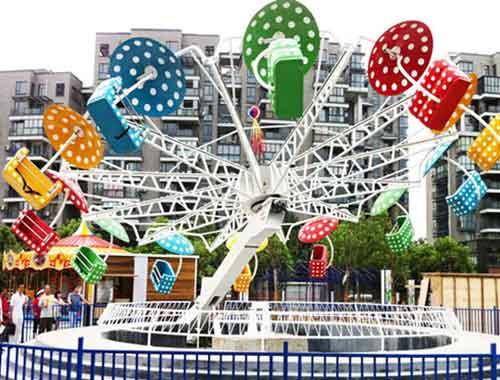 Parachute Amusement Rides for Sale