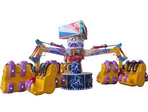 Energy Storm Amusement Ride