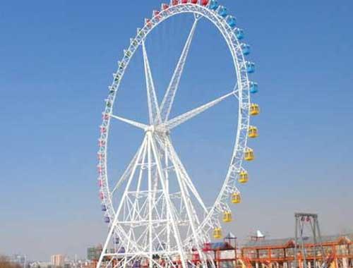 89 Meter Vintage Ferris Wheel Rides