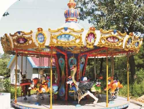Beston Animals Carousel Rides for Sale