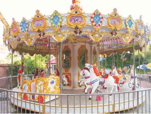 Beston Normal Carousel Rides