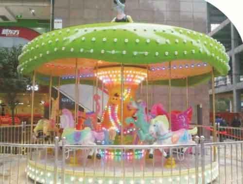 Kiddie Carousel Rides
