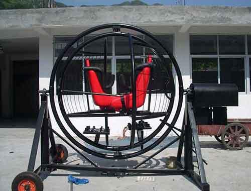 Beston 2 Seat Human Gyro Rides