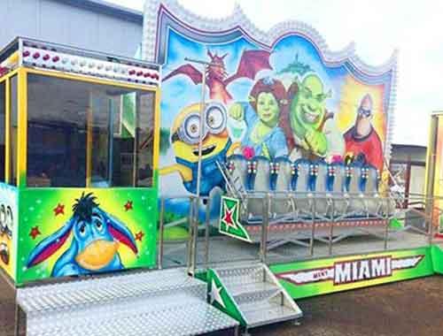 Mini Miami Rides