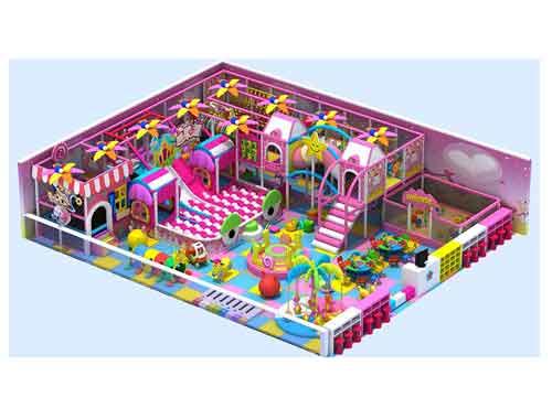 Kiddie Indoor Playground Equipment