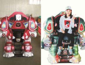 Passenger Amusement Robot Rides