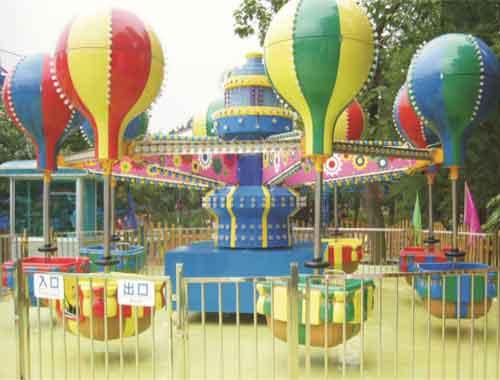 Beston Samba Balloon Amusement Rides