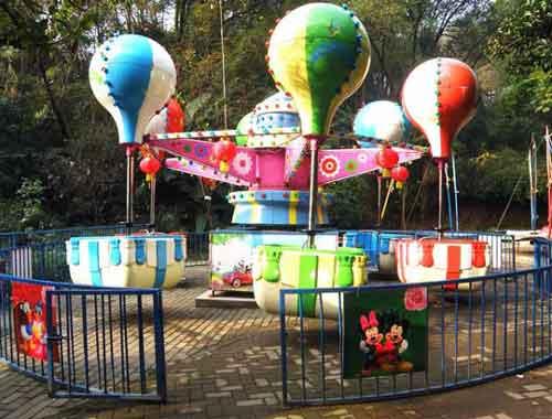 Mickey Mouse Samba Balloon Amusement Rides