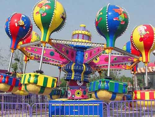 Beston Samba Balloon Amusement Park Rides