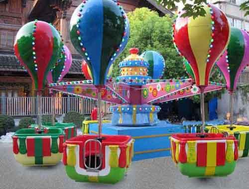 Beston Samba Balloon Rides