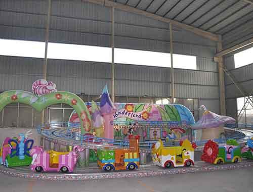 Mini Shuttle Small Roller Coaster