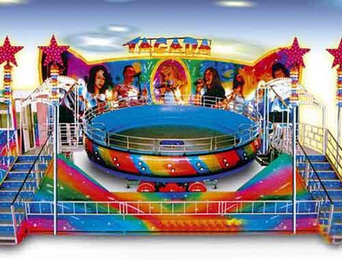 24 Person Tagada Rides for Sale