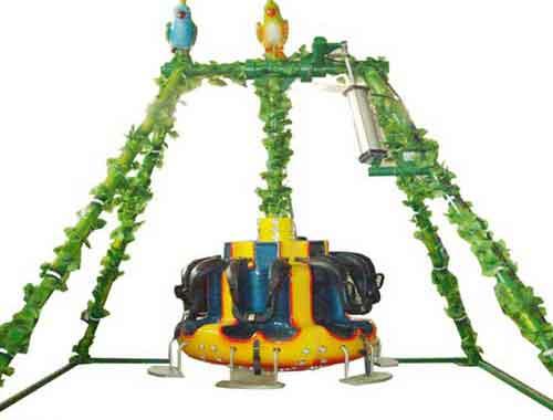 Attractive Pendulum Rides for Kids.