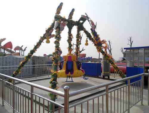 6 Seat Kids Pendulum Rides