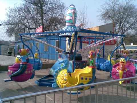 Ocean Walk Swing Rides for Sale