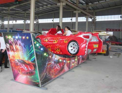 Happy Flying Car Amusement Parks Rides