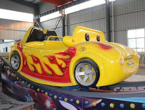 Kiddie Happy Flying Car
