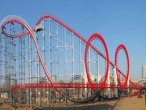 Vintage Roller Coaster for Sale - Beston Vintage Amusement