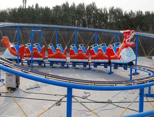 Dragon Vintage Roller Coaster