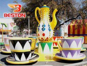 Beston Tea Cup Rides