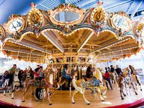 Beston Vintage Carousel Ride