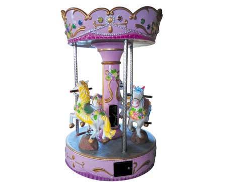 Beston Mini Antique Carousel