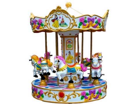 Beston Vintage Carousel for Kids