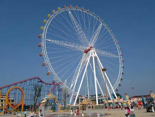 Giant Carnival Ferris Wheel for Sale