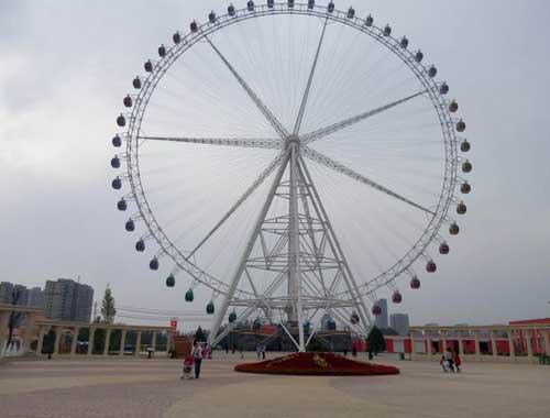 Large Carnival Ferris Wheel for Sale