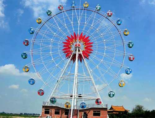 Giant 45 Meters Ferris Wheel for Sale