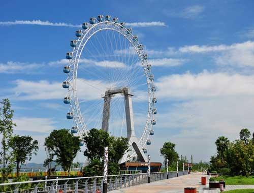 50 Meters Giant Ferris Wheel for Sale