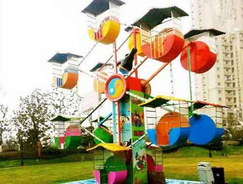 Double Face Ferris Wheel for Kids