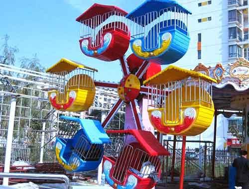 Small Ferris Wheel for Kids