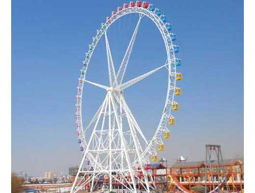 80 Meters Giant Ferris Wheel for Sale