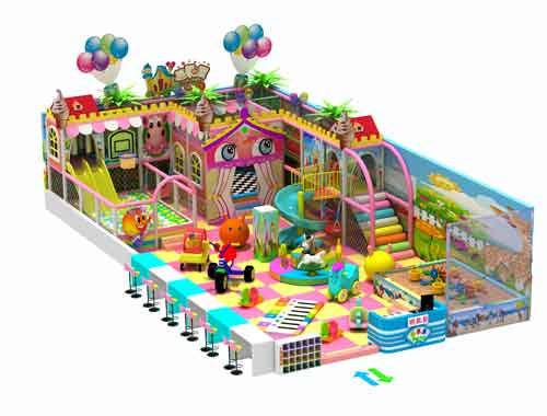 Beston Commercial Indoor Playground Equipment for Sale