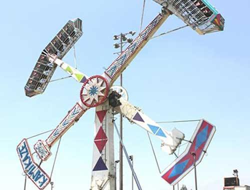 Kamikaze Amusement Ride for Sale
