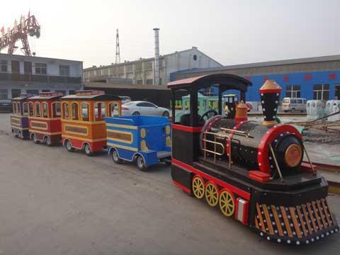 Beston Kiddie Trackless Train