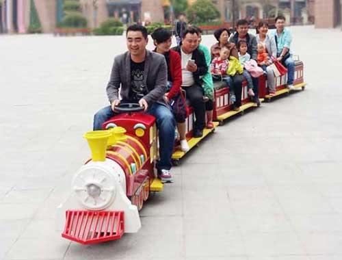 Beston Miniature Trackless Train for Sale
