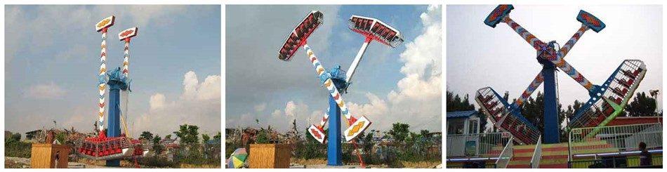 Kamikaze Rides for Sale in Beston