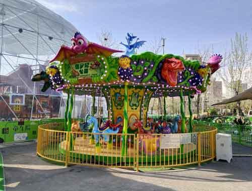Beston Dinosaur Carousel for Sale