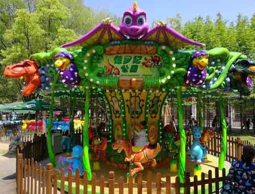 Beston Jurassic Park Carousel for Sale
