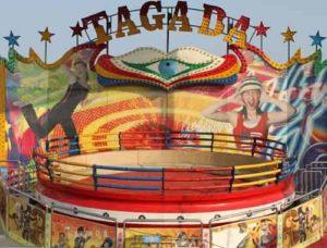 Beston Tagada Disco Rides
